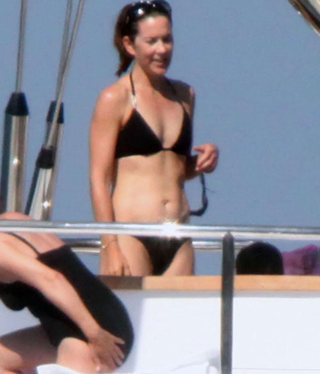 Princesas en bikini