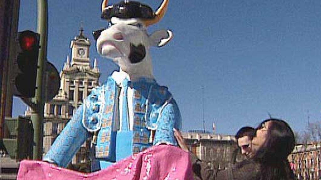 Entre las vacas y los fogones de la ciudad