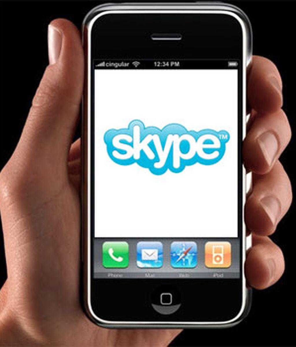 Un fallo en la app de Skype para iOS permite el robo de datos