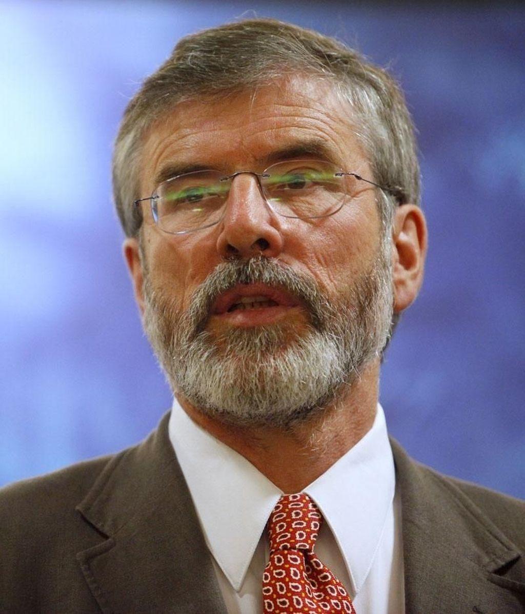 Detenido el líder del Sinn Féin por un asesinato del IRA de 1972