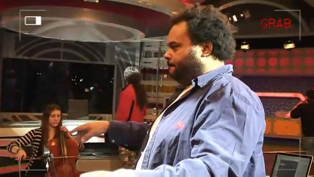 Carlos Jean mezcla clásico y dance