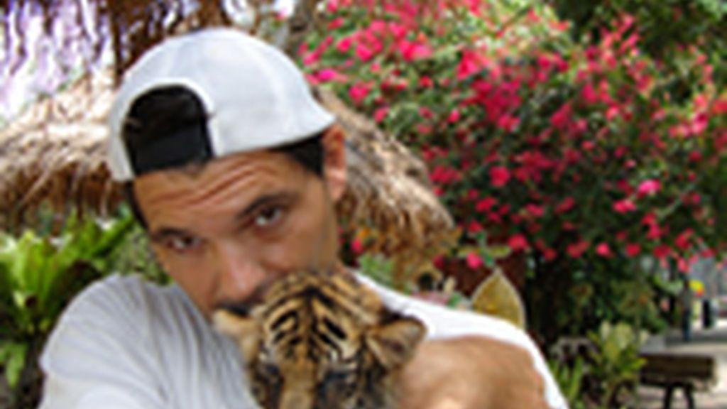 Entrevista a Frank de la jungla 26/11/10