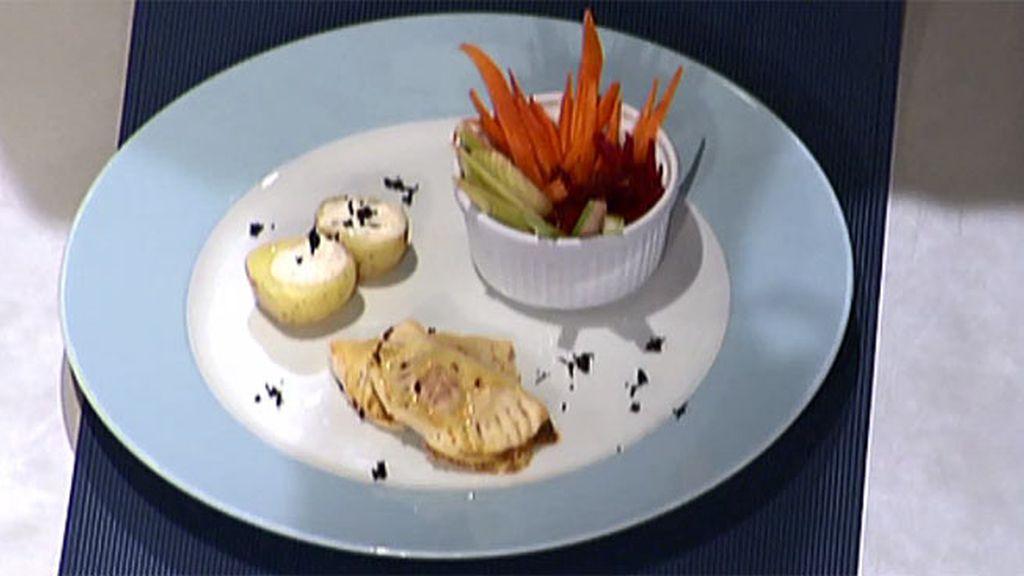 Empanadillas de pavo