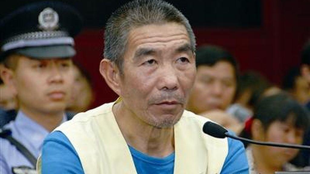 Zhang Yongming asesino en serie