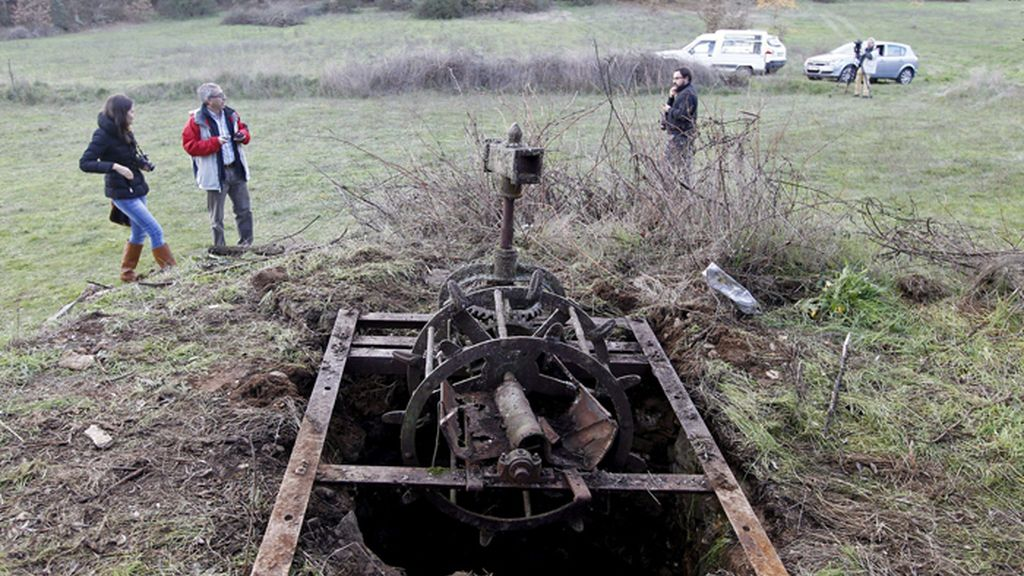Hallan restos humanos en un pueblo de Zamora