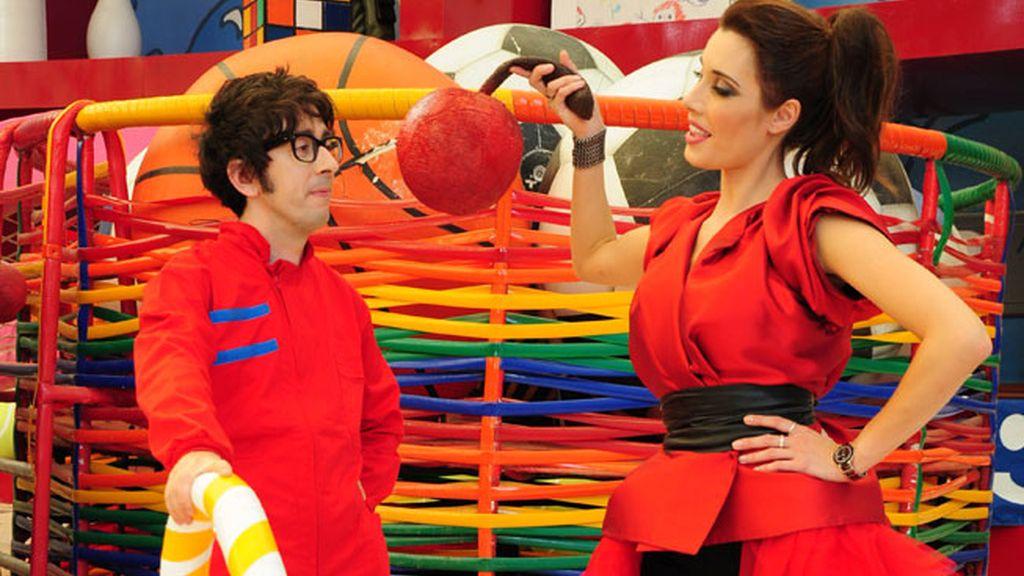 Pilar Rubio y Flipy, la extraña pareja