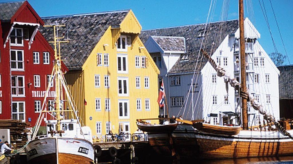 Tromsø, el París del Norte