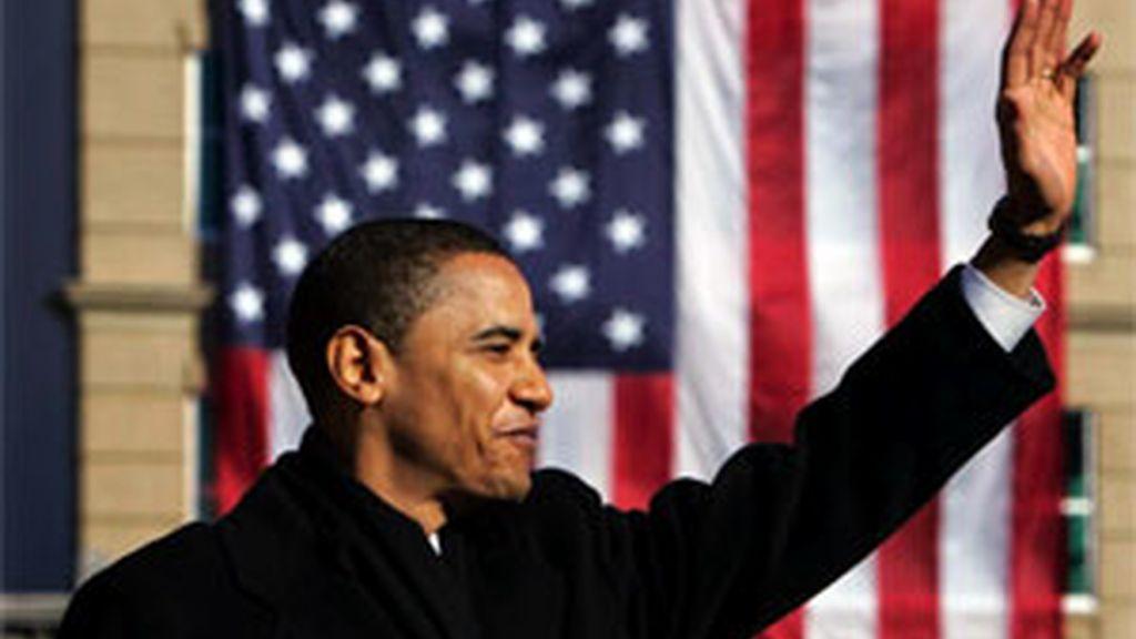 El nombre de Obama empieza a estar en calles y colegios estadounidenses.