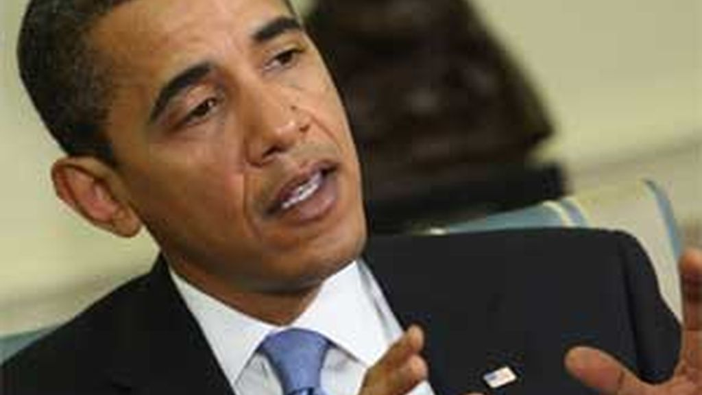 Obama ha asegurado que los bancos no han reconocido cuáles han sido sus pérdidas en su totalidad. Foto: AP.