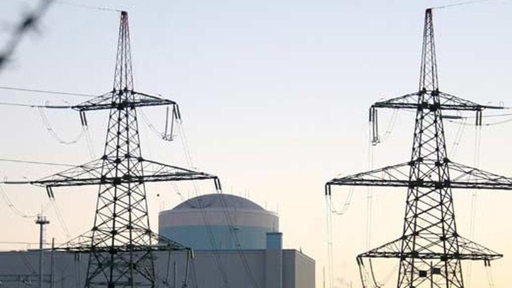 Vista de la planta nuclear en Krsko, Eslovenia. Foto: EFE