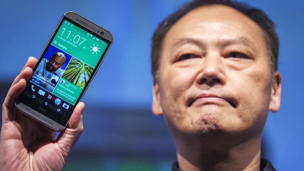El CEO de HTC presente el nuevo One M8