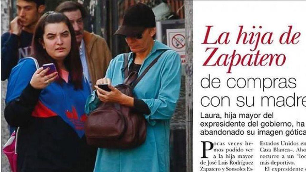 Qué Fue De Alba Y Laura Las Hijas De Zapatero Su Transformación 11 Años Después Divinity