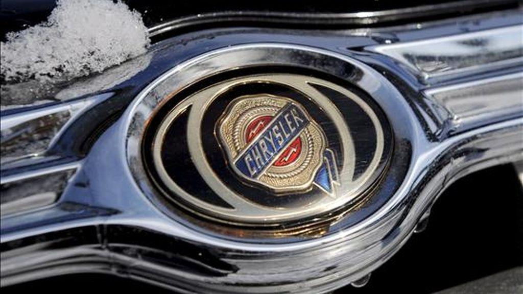 En total, el Grupo Chrysler (Chrysler, Jeep y Dodge) vendió 101.001 vehículos en marzo. EFE/Archivo