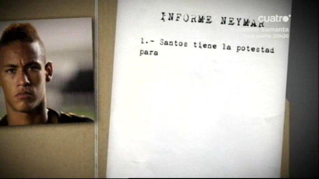 Informe Neymar