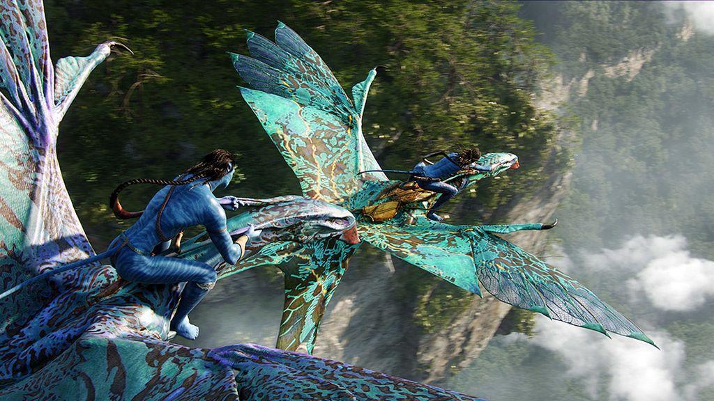Картинки драконы из аватара