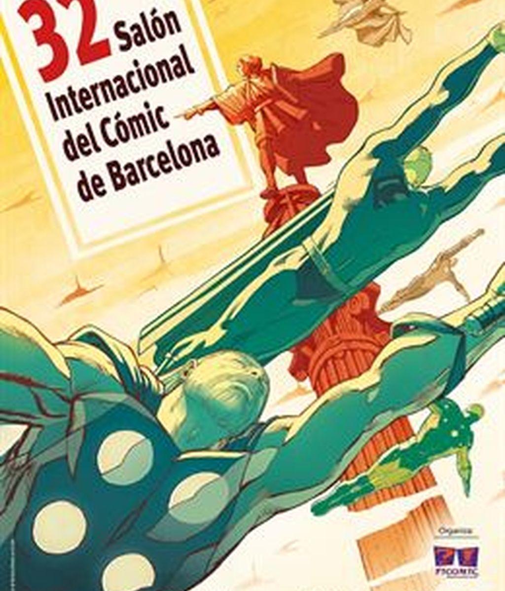 32ª edición del Salón del Cómic
