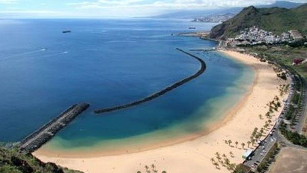 Tenerife, sol y playa
