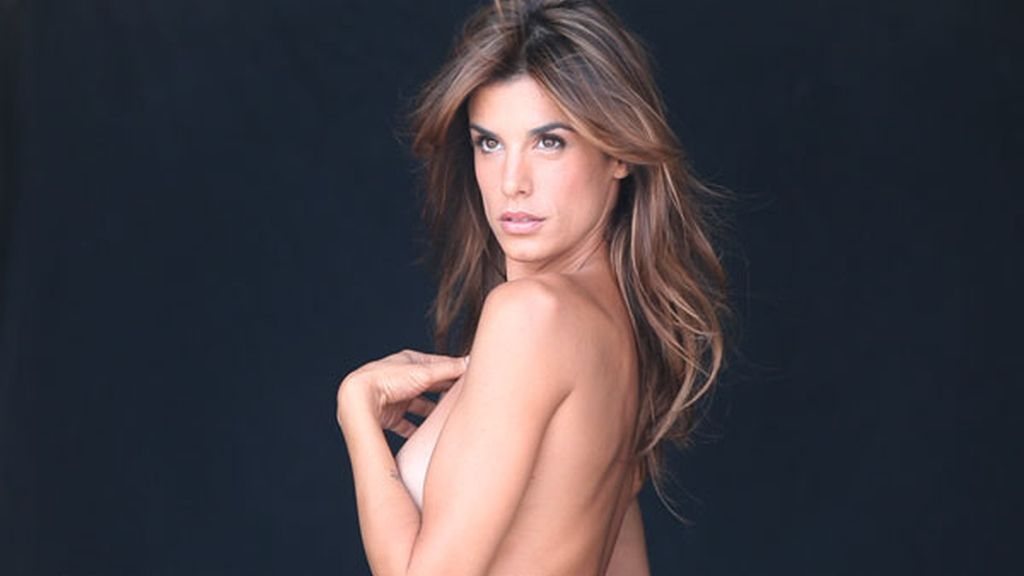 Elisabetta Canalis, desnuda para PETA
