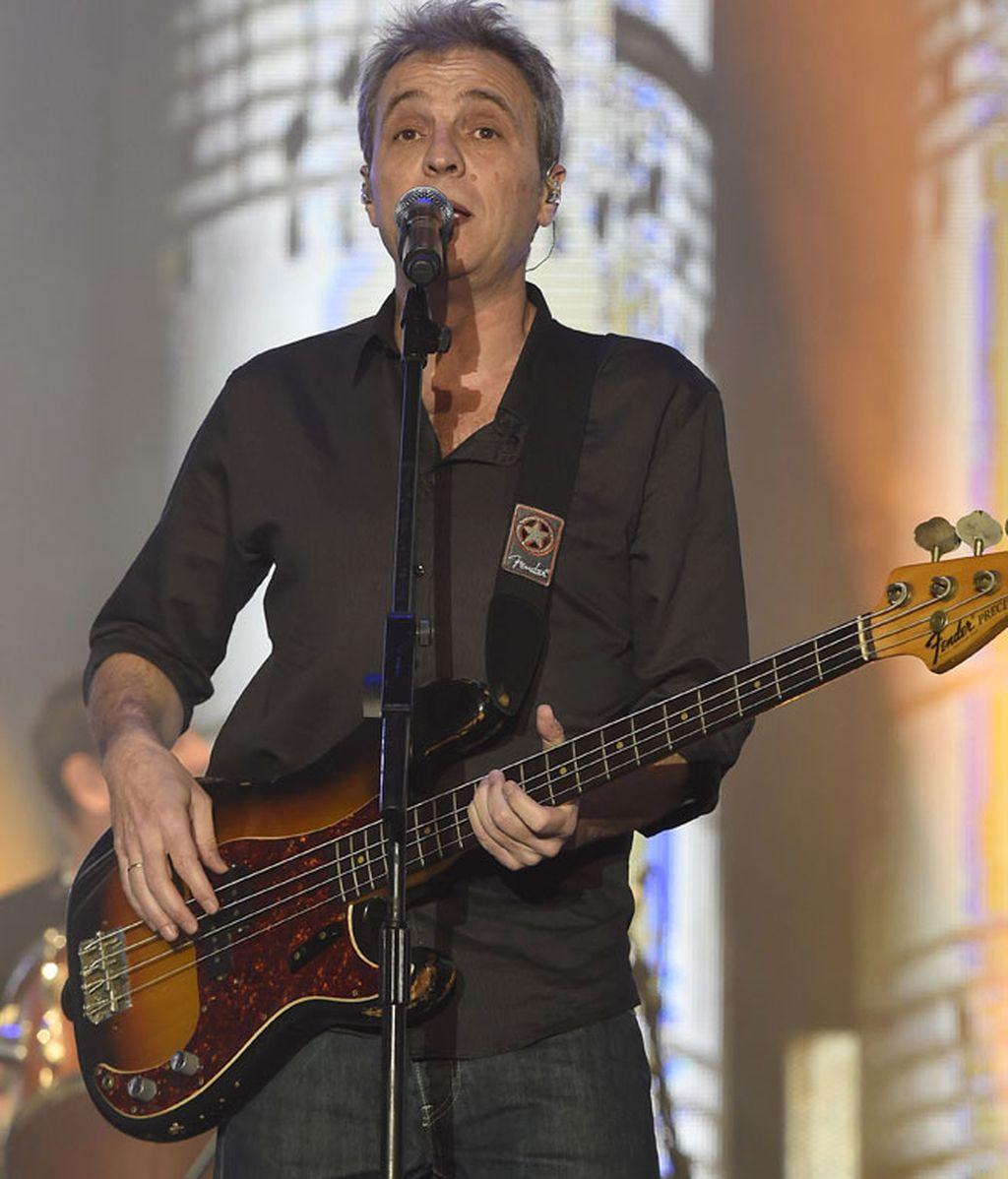 David Summer fue otro de los que actuó en el escenario de los premios