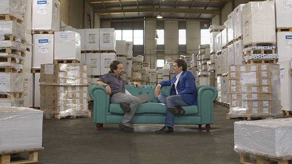 Se sentarán en la misma localización: el almacén donde se guardan las papeletas para las elecciones del día 24 de mayo