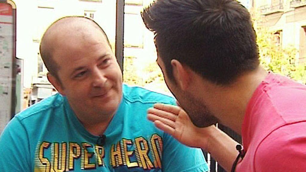 Pedro y Aitor (29-10-09)