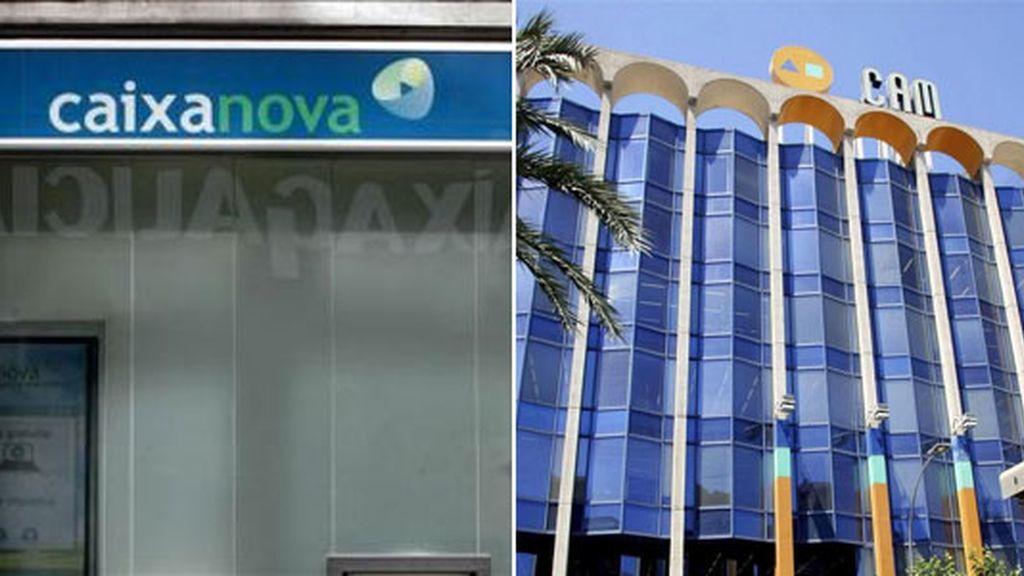 Indignación por las millonarias indemnizaciones de algunos directivos de NovaCaixa y la CAM
