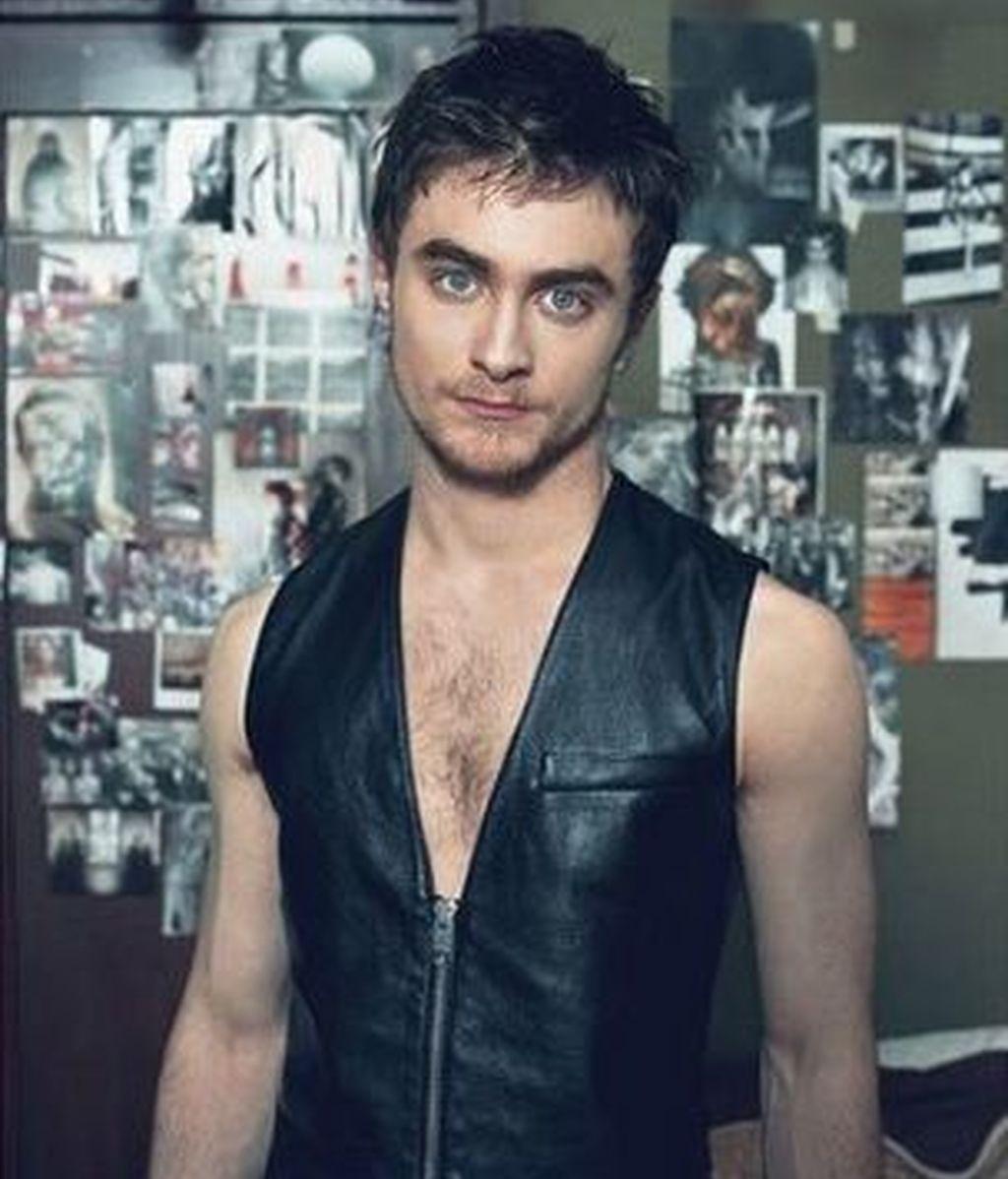 Daniel Radcliffe lleva diez años en la cresta de la fama con su personaje Harry Potter. Cambiar de vida le da un poco de miedo al actor.