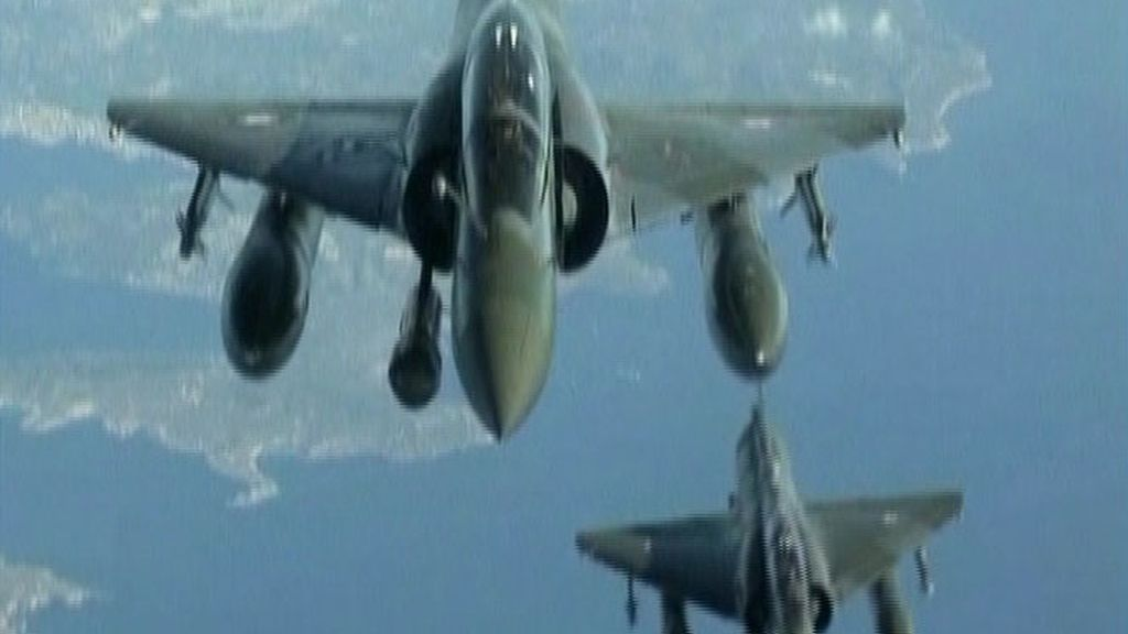 Libia, bajo control militar de la OTAN