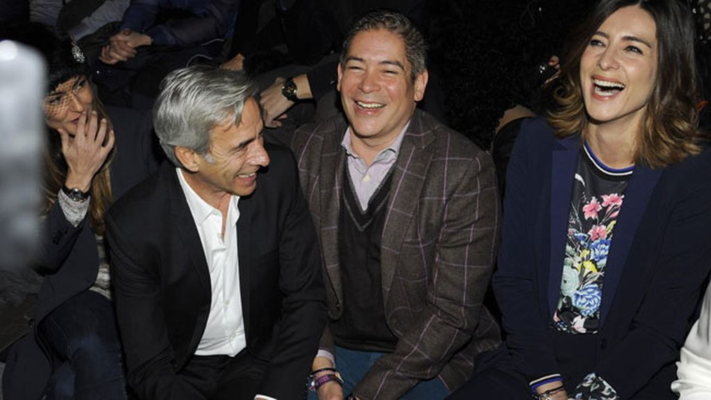 Risas en la primera fila de Roberto Torretta