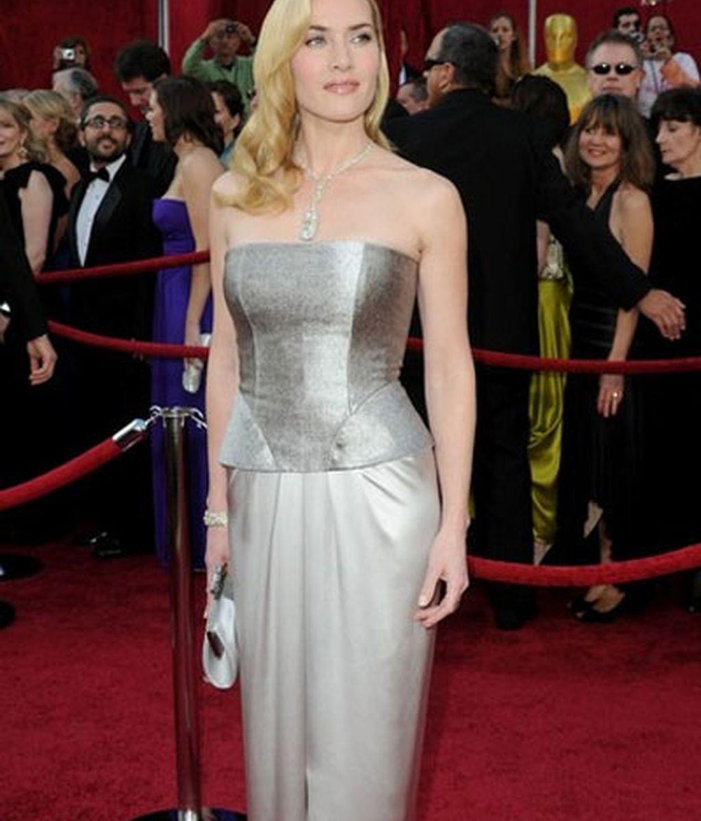 Kate Winslet, siempre exquisita