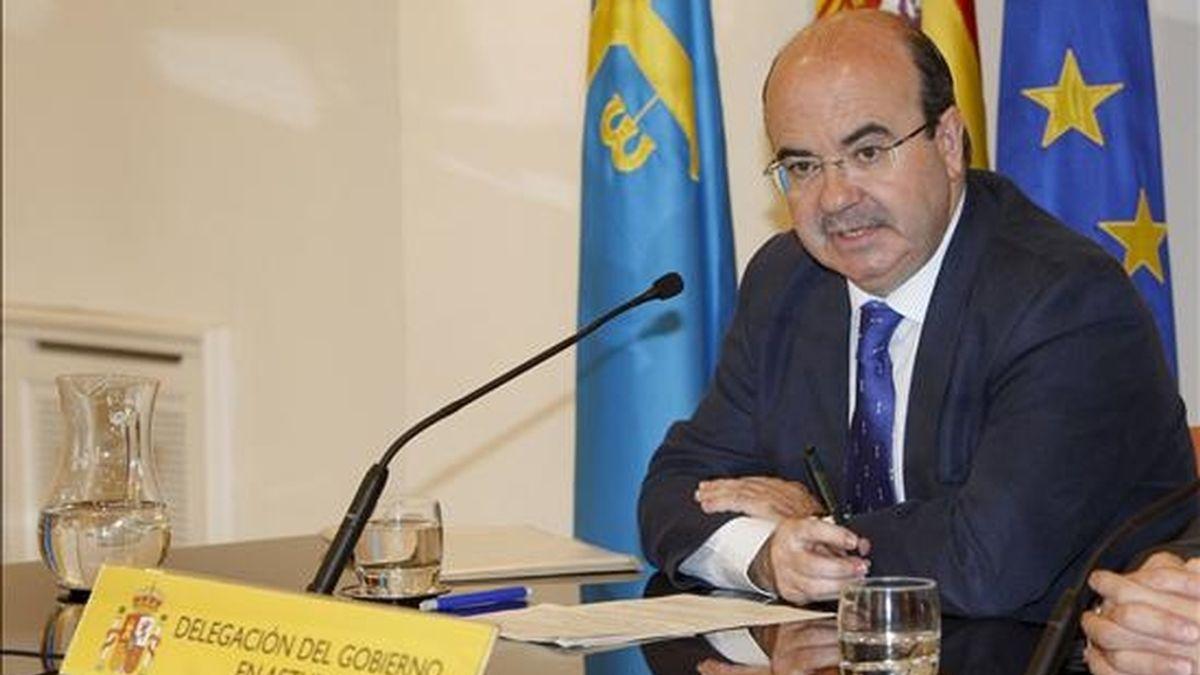 El secretario de Estado de Cooperación Terrritorial, Gaspar Zarrías. EFE/Archivo