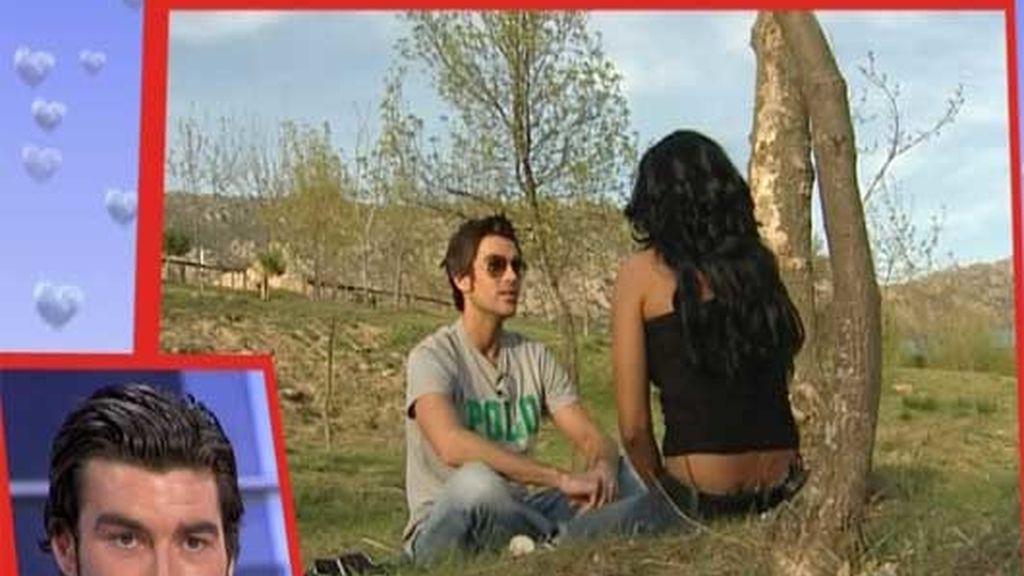 Javi y Zuly (08/04/09)