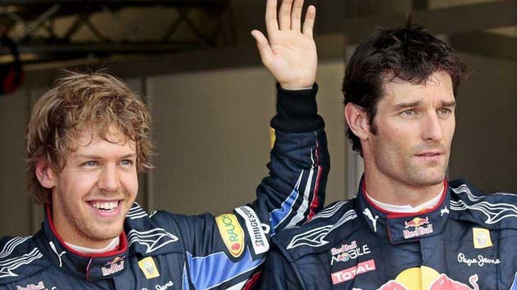 La tensión en Red Bull aumenta carrera a carrera