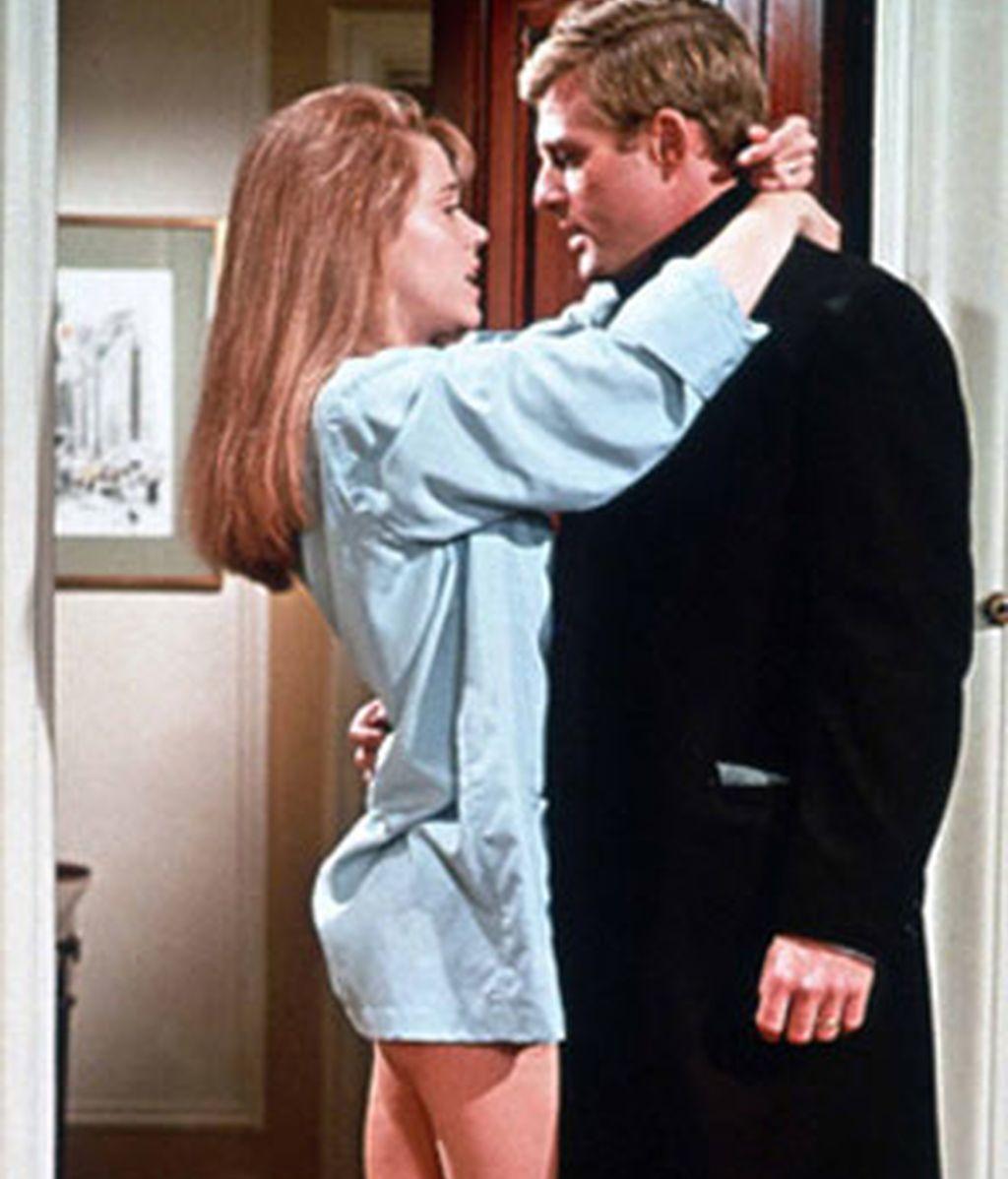 'Descalzos por el parque', con Jane Fonda