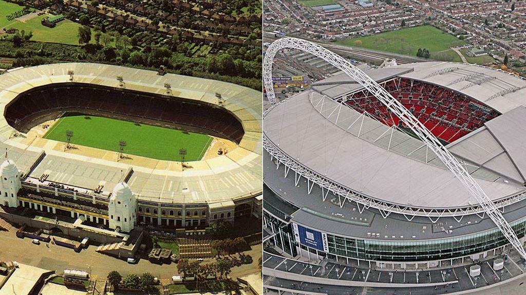 Wembley: La casa del fútbol