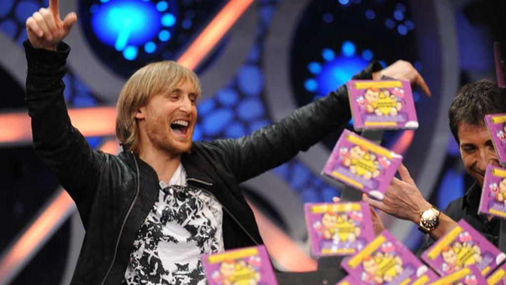 David Guetta se lo ha pasado en grande