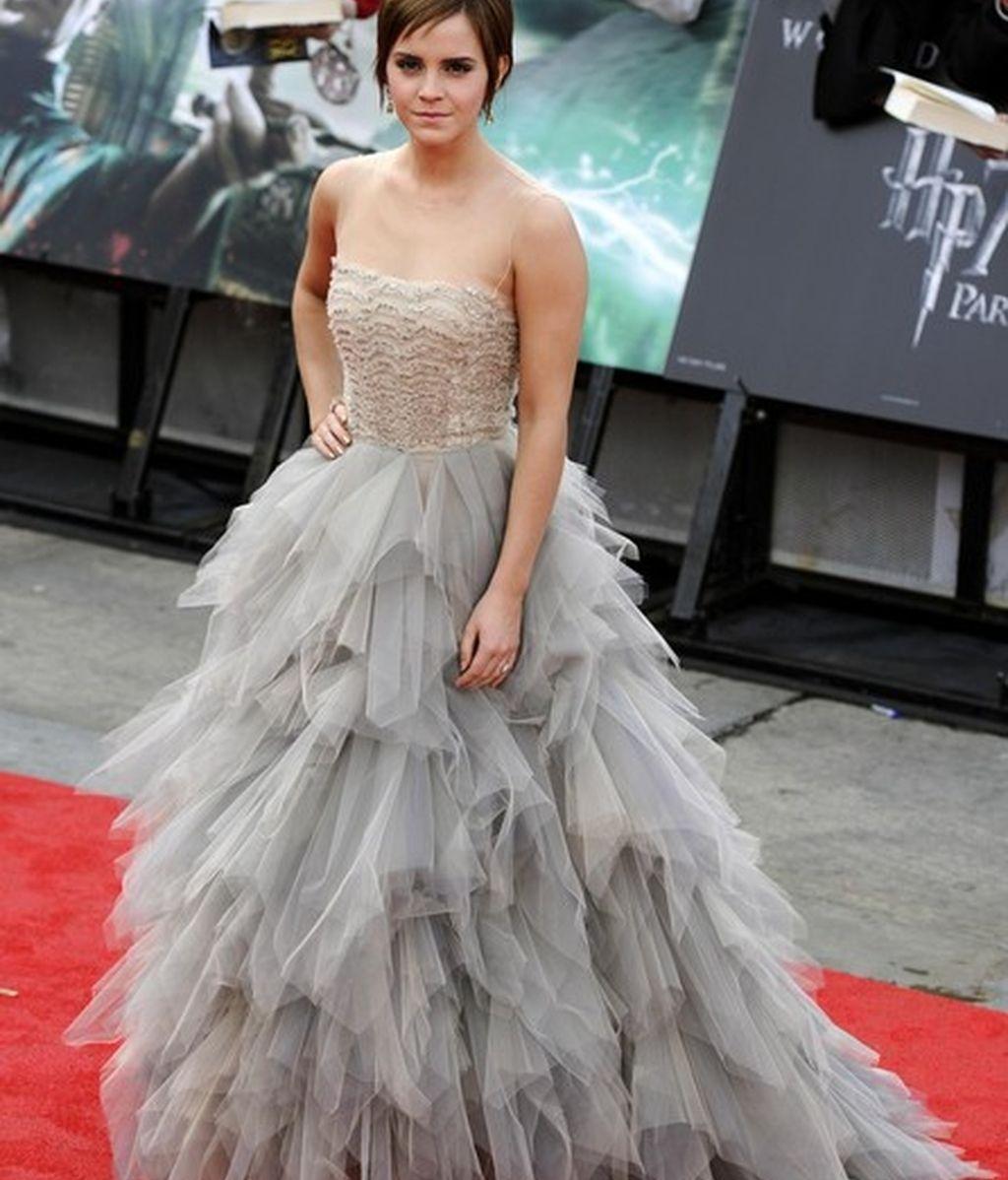 Emma Watson, ante los flashes