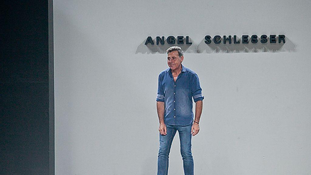 Desfile Angel Schlesser ss14