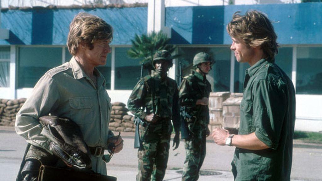 'Juego de espías', con Brad Pitt
