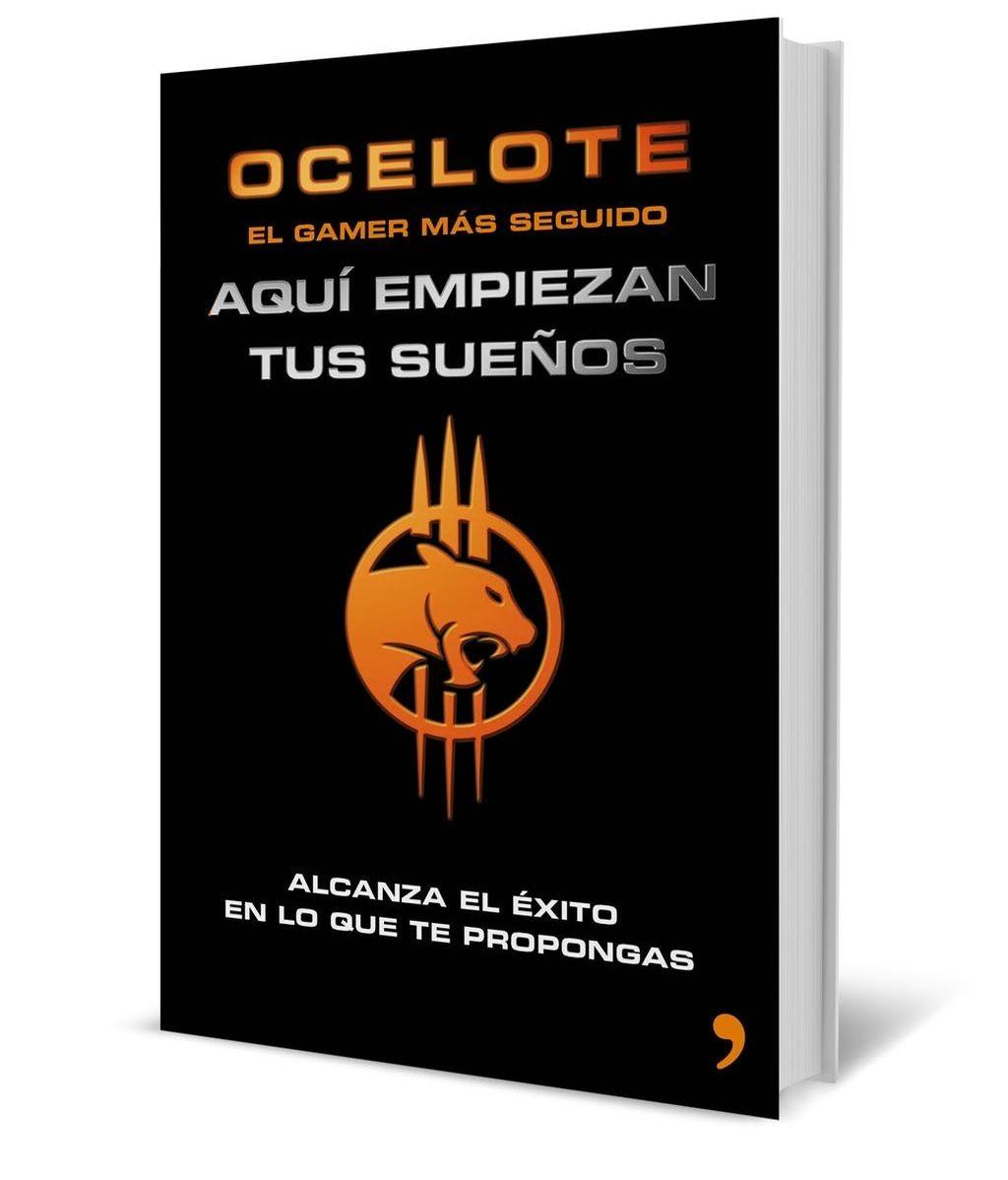 Ocelote, libro