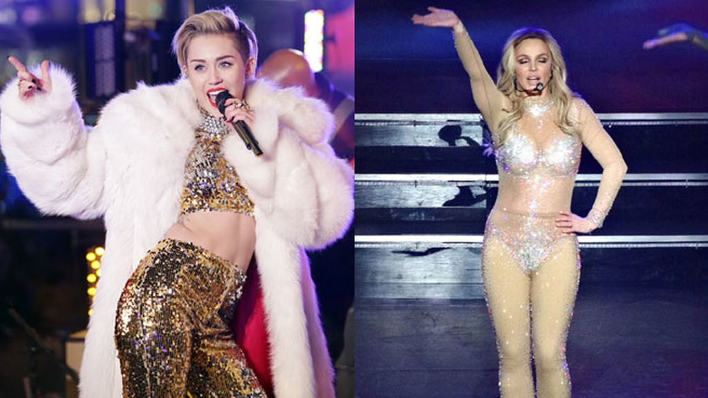 Miley Cyrus y Britney Spears censuradas en Francia