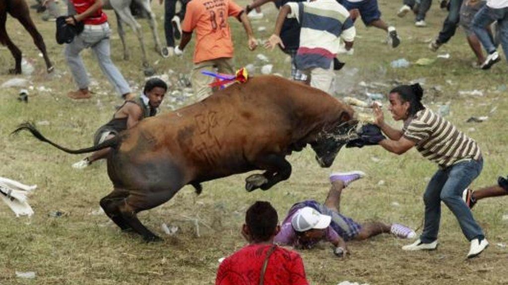 Posiblemente, la corrida de toros más sangrienta del mundo