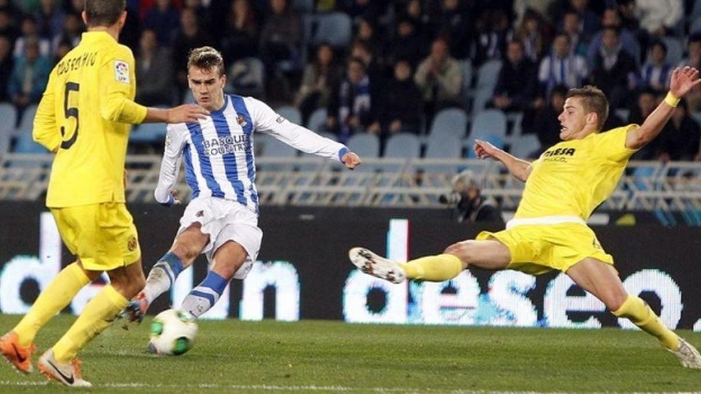 Real Sociedad - Villarreal