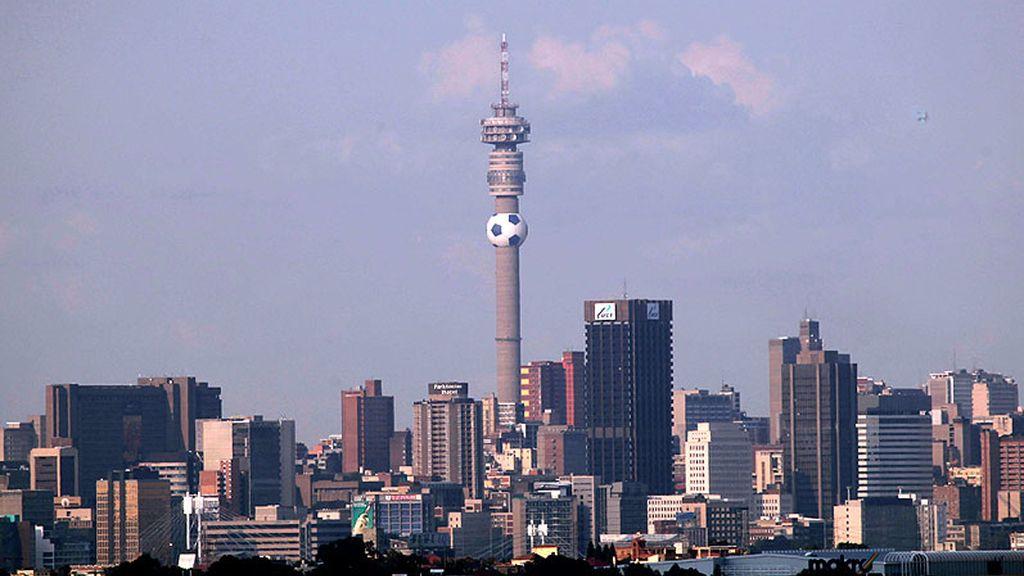 Johannesburgo, será todo un desafío