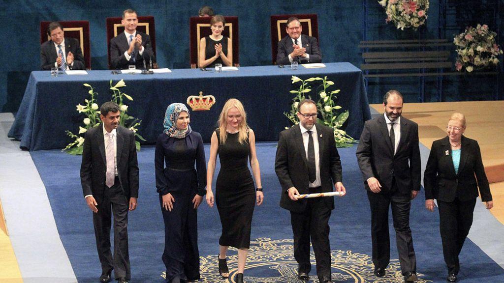 Wikipedia, Premio Princesa de Asturias a la Cooperación Internacional