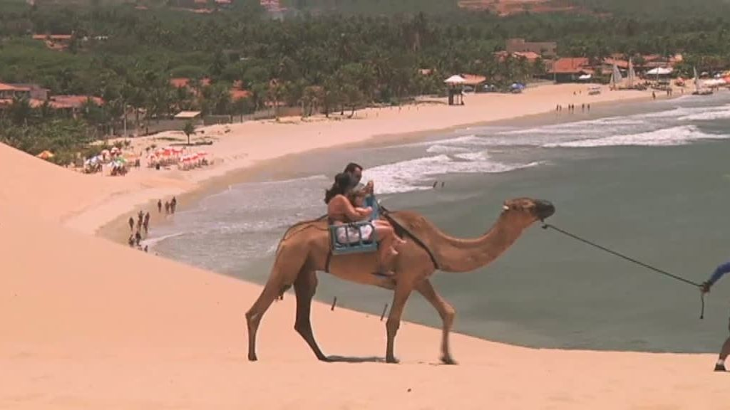 Playas de Recife y Natal