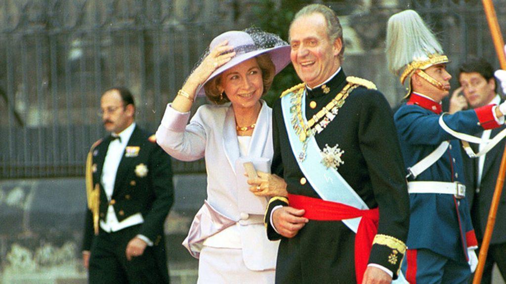Boda de la Infanta Cristina en 1997