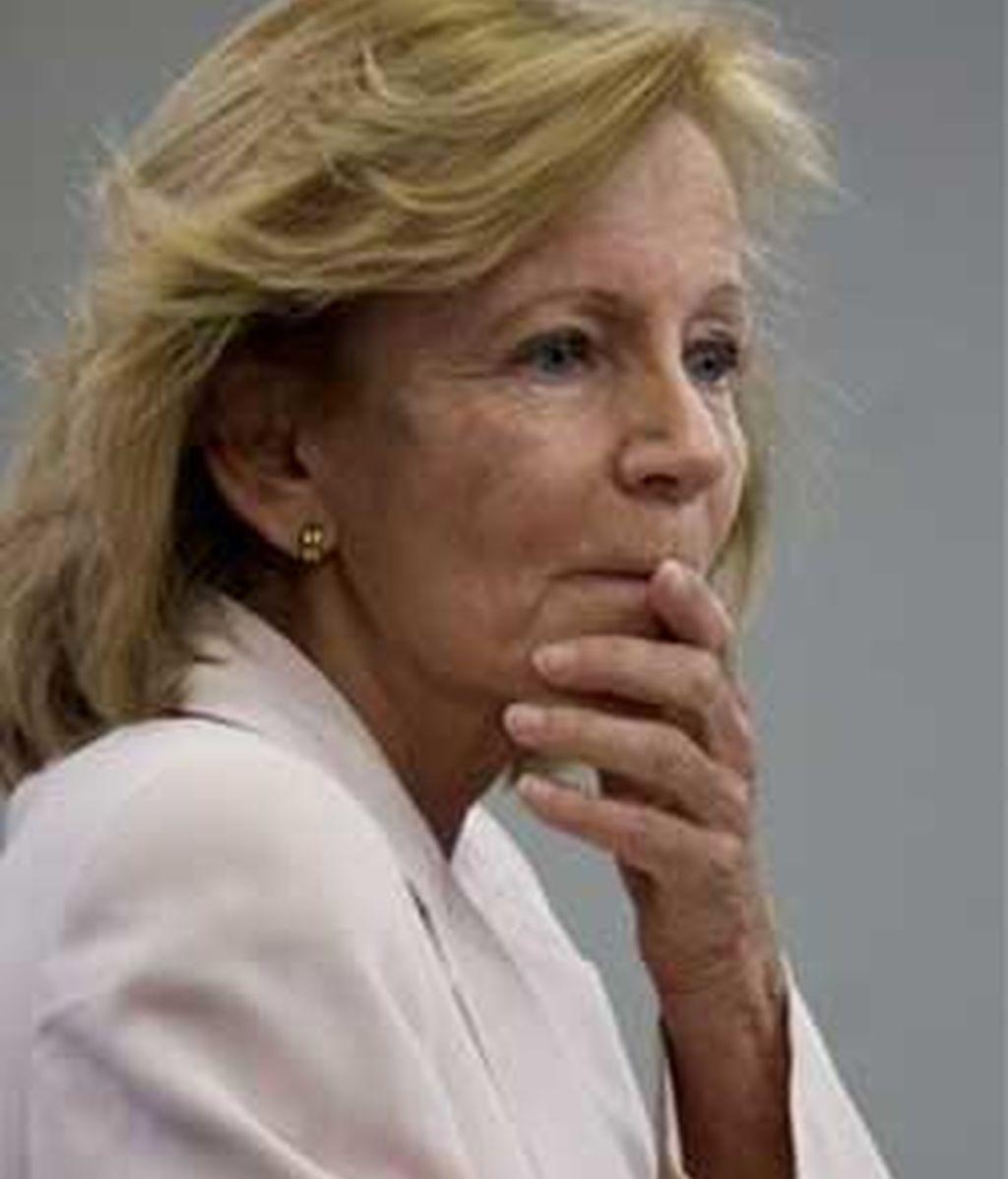 Salgado ha afirmado que cree que a lo largo del mes de agosto la inestabilidad en los mercados de deuda irá desapareciendo. FOTO: Reuters