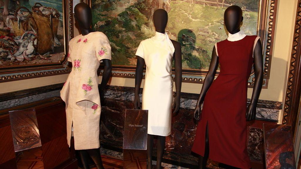 La moda española y sus nuevos talentos fueron los protagonistas de la noche