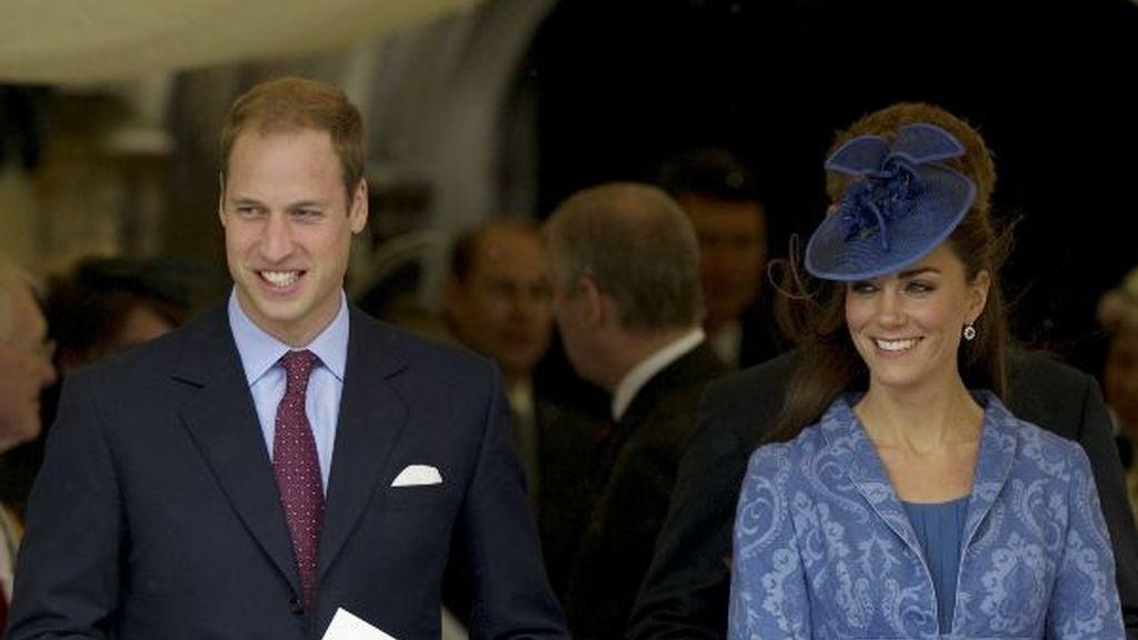 La pareja acudió al 90 cumpleaños del Duque de Edimburgo